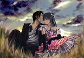 Ciel et Sebastian la romance