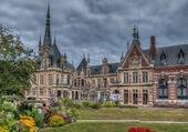 Palais majestueux