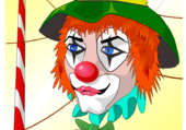 Puzzle Clown - Ren Art