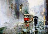 Gleb Goloubetski tramway