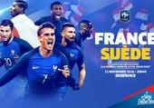 Football France-Suède 2016