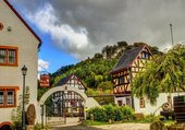 Puzzle Paysage Germanique