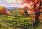 magnifique journée d'automne