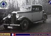 Berliet 944 Coupé