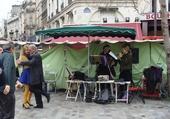 Bal populaire rue Mouffetard