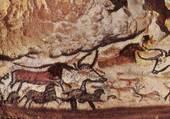 Fresque préhistorique