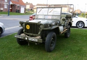 Puzzle JEEP WILLYS