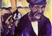 Le père de Marc Chagall