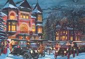 Puzzle Les beaux Noël
