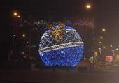 illumination de Noel