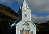 L'église de Seydisfjordur