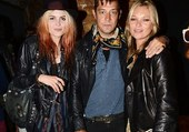 The Kills et Kate Moss
