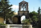 Clocher Monastère Pantokrator