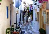 Puzzle Couleur de Grèce