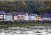Puzzle Les bords de la Moselle