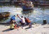les pêcheurs- ivan yvars