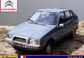Citroën Visa 3CV