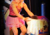 Magic Regine en show