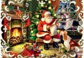 Puzzle le père Noël