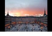 PLACE PRINCIPALE DE MADRID