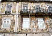 facade a LISBONNE