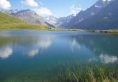 Le magnifique lac du Pontet