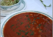 Soupe goulasch