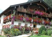 Petite maison fleurie
