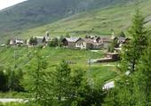 hameau de Fontgillarde  - Queyras