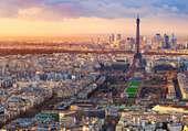 Puzzle Paris vue d'ensemble