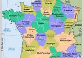 Puzzle régions de France1