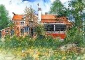 Le Cottage de Carl Larsson