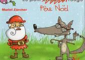 Puzzle Le petit Père Noël rouge