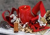 Puzzle composition de Noël