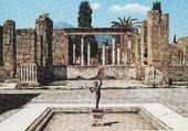 Maison du Faune Pompeï  Italie