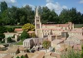 Petit village miniature