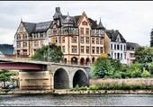 Bord de la Moselle