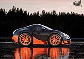 Bugatti mini Veyron pour petits budgets