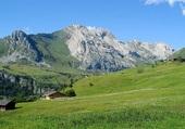 la montagne de Haute-savoie