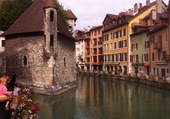 Puzzle annecy
