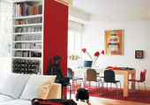 COSY HOUSE RED