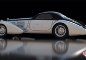 Delahaye inspiration Bugatti Type 57S