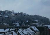 Andrimont sous la neige
