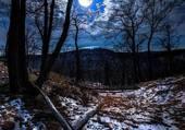 Au clair de lune
