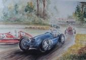 bugatti 1946