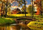 Petit pont pour rêver