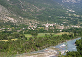 vallée de la Durance - St Crépin