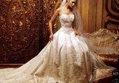 Sublime robe de mariée!!