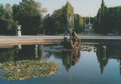 Jardin à Shönbrunn
