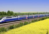 TGV en route